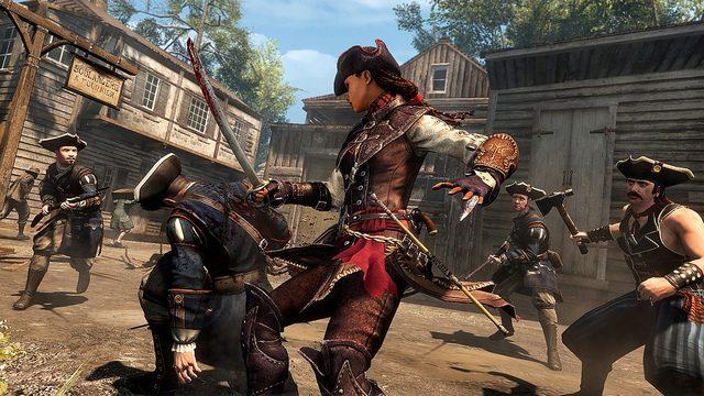 Assassin's Creed Liberation HD é lançado para PS3