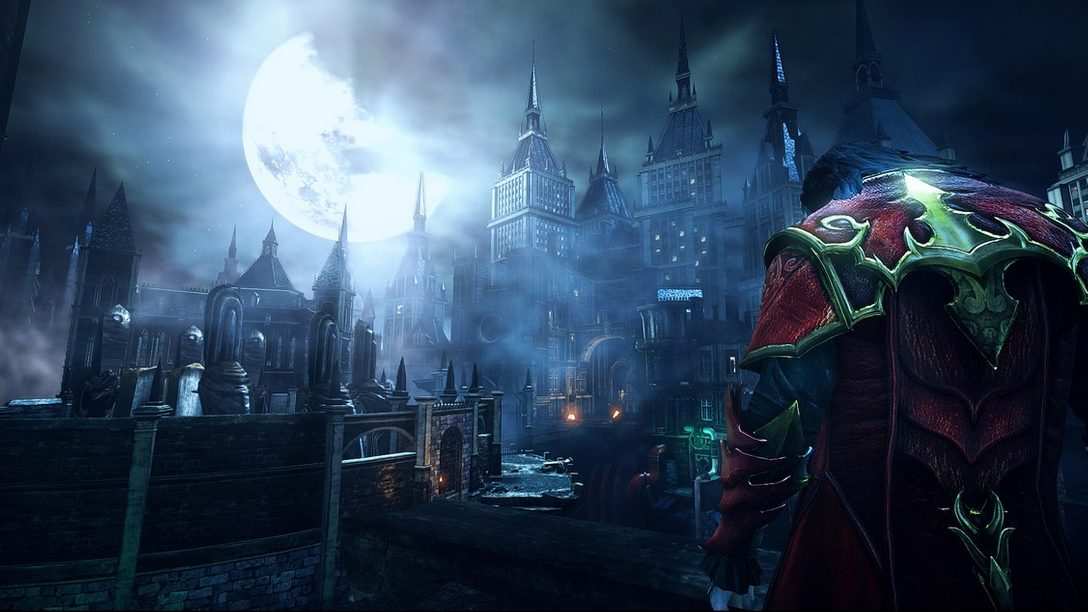 Hands-On com Castlevania: Lords of Shadow 2