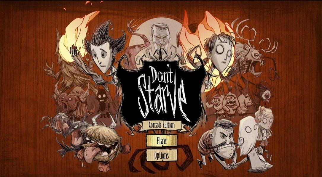 Don't Starve disponível para PS4 e de graça para membros da PS Plus!
