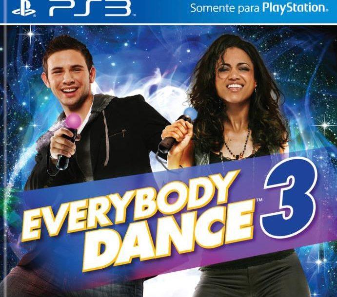 Everybody Dance 3 chega com exclusividade para a América Latina