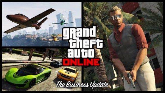 A Atualização Executiva do Grand Theft Auto Online já está disponível