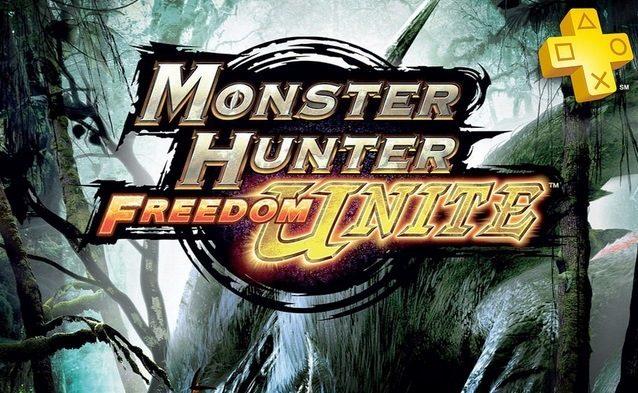 Monster Hunter Freedom Unite de graça e itens de Bioshock em oferta para membros da PS Plus