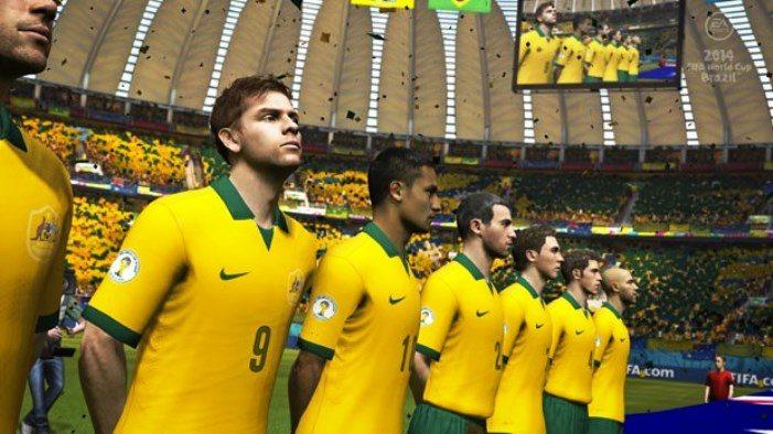 Começou o aquecimento para a Copa do Mundo da FIFA Brasil 2014 na PlayStation Store