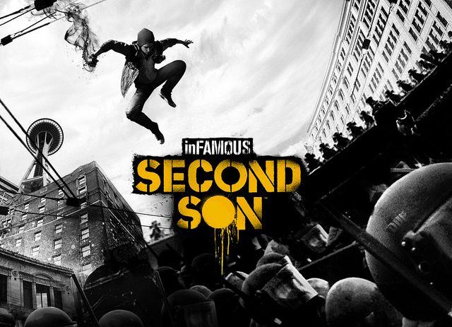 InFAMOUS: Second Son supera marca de 1 milhão de cópias vendidas