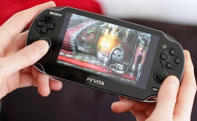 Mais vendidos da PSN para PS Vita no mês de novembro