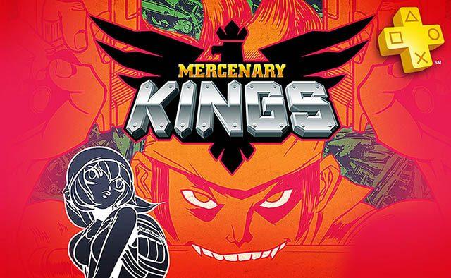 Mercenary Kings e Batman Arkham City para membros da PlayStation Plus
