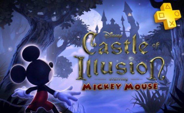 Castle of Illusion de graça para membros da PS Plus