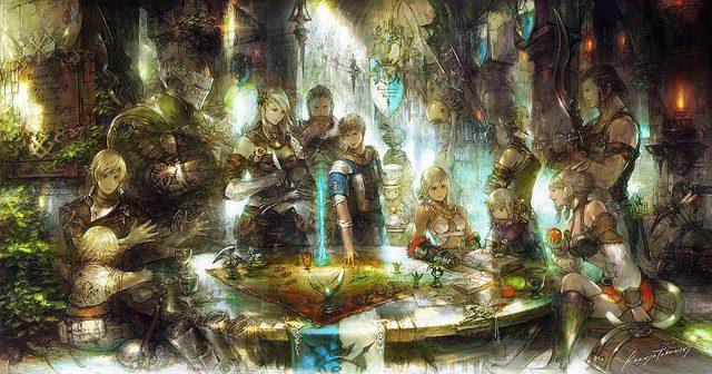 Final Fantasy XIV: A Realm Reborn : Upgrade de PS3 para PS4