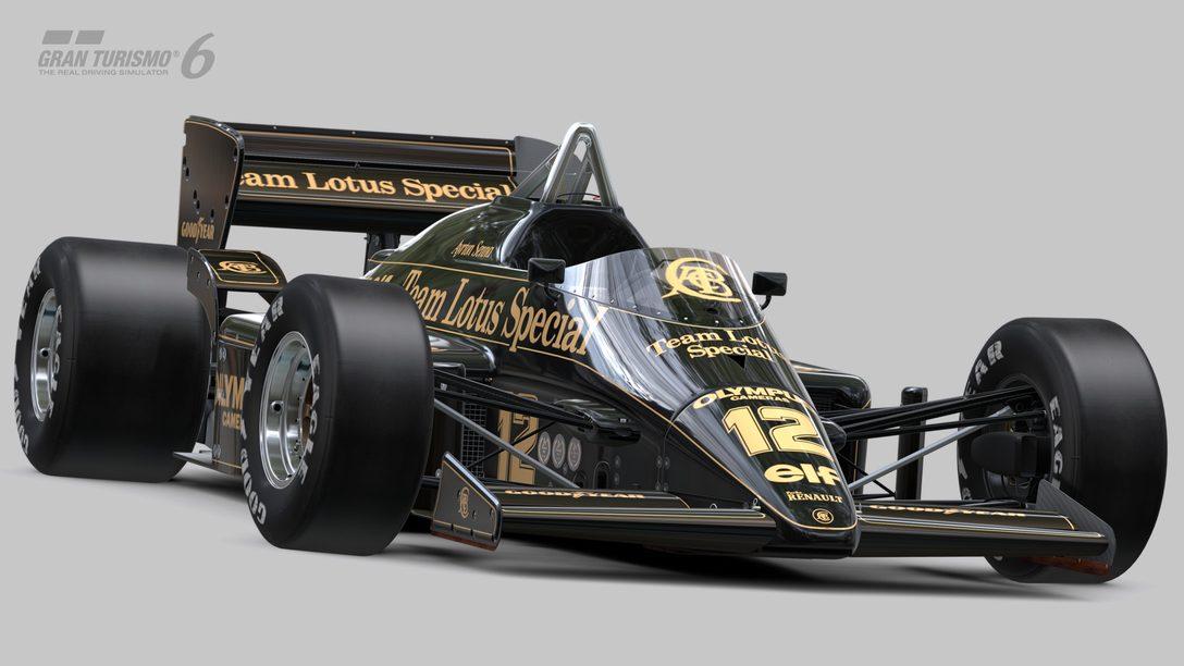 Gran Turismo 6: Reviva os momentos lendários de Senna