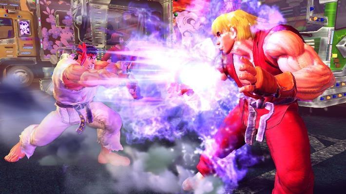 Data de lançamento de Ultra Street Fighter IV é anunciada
