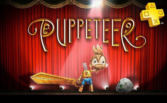 Puppeteer e Surge Deluxe de graça para membros da PS Plus