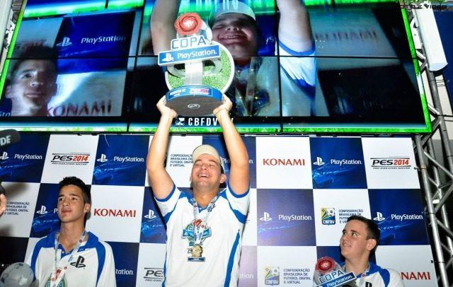 PlayStation na Copa: Entrevista com o campeão da Copa PlayStation de PES 2014
