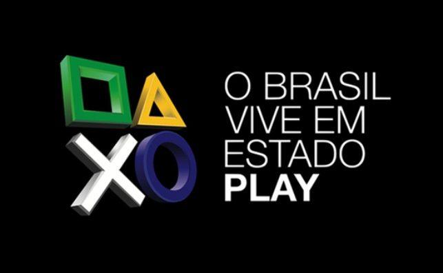 PlayStation na Copa: Monte sua Seleção PlayStation