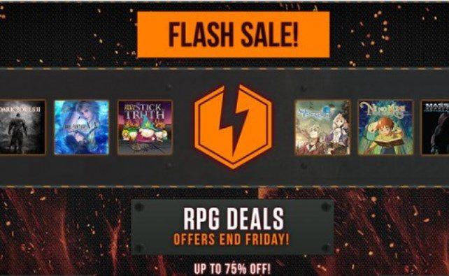 Promoção Flash: Mais de 15 RPGs e Add-Ons com até 75% de desconto