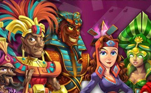 Kilka Card Gods para PS Vita: A influência peruana