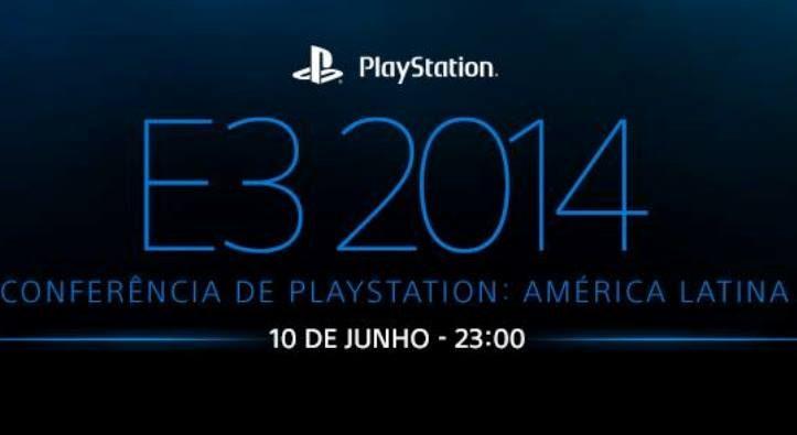 E3 2014: assista ao vivo a Coletiva de Imprensa para América Latina