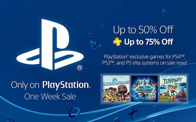 Oferta de Exclusivos para PlayStation