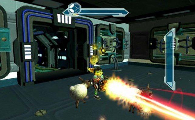 Ratchet & Clank Collection chega para PS Vita