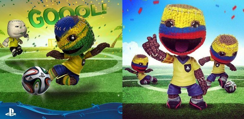 Ganhe um jogo de PS3 durante a partida entre Brasil e Colômbia!