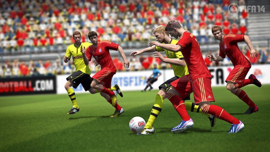 Hoje é dia do futebol! Qual é o seu time preferido no futebol virtual?