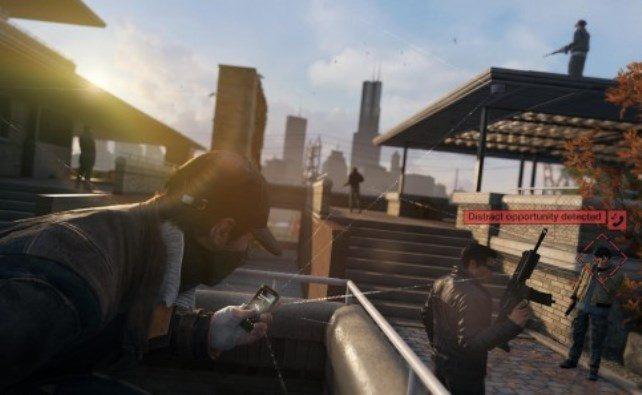 DLC de Watch_Dogs está disponível para PS4 e PS3