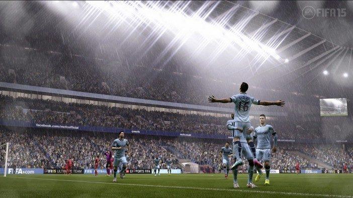 Como a Copa do Mundo influenciou o FIFA 15 no PS4