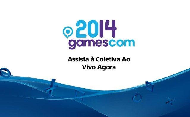 Assista à conferência de PlayStation na Gamescom 2014