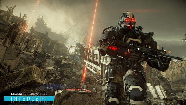 Versão Standalone de Killzone Shadow Fall Intercept chega hoje