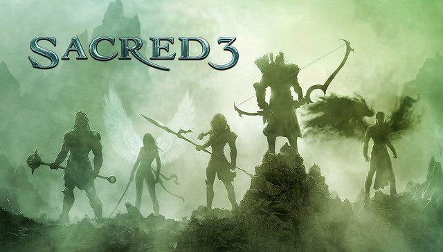 Sacred 3 chega para PS3