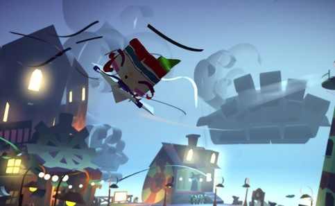 Tearaway Unfolded Chegando para PS4