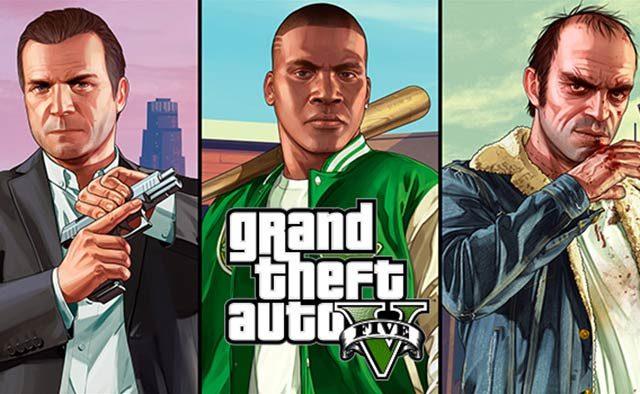 GTA V chega dia 18 de novembro para PS4