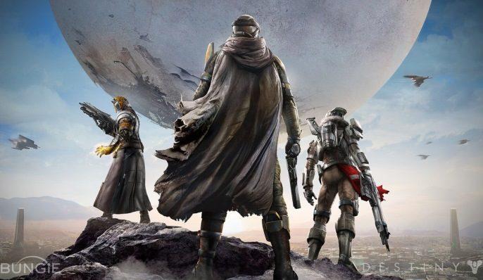 Destiny chega para PS4 e PS3 renovando o estilo FPS