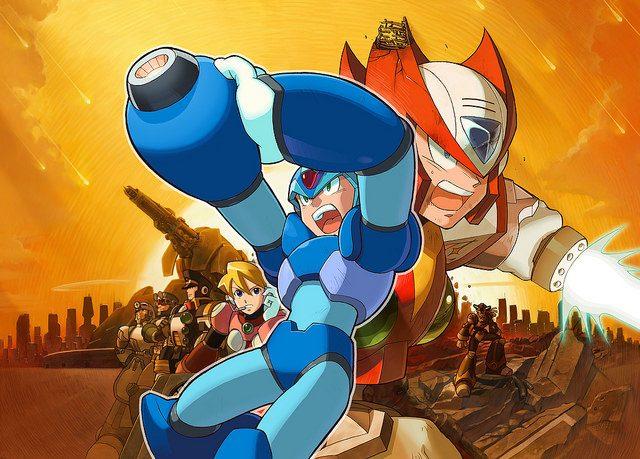 Mega Man X5 chega hoje na PlayStation Store