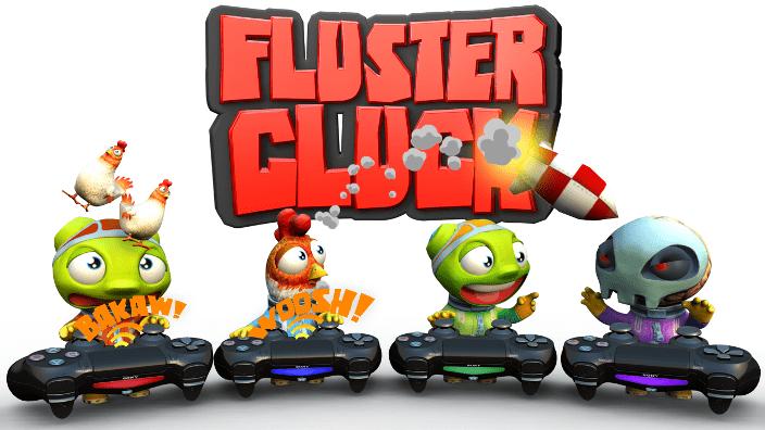 FLUSTER CLUCK: A caçada aos FRANGOTTES começa hoje!