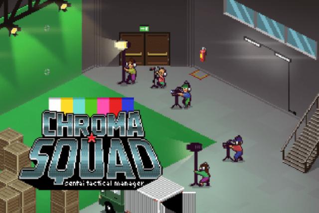 Chroma Squad: gerencie um seriado sentai