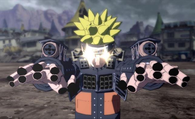 Entrevista de Naruto Shippuden: Ultimate Ninja Storm Revolution