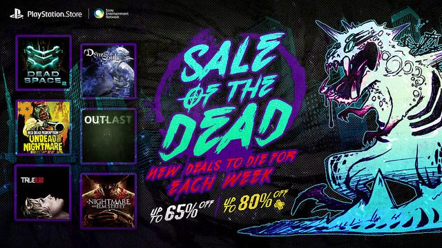 Sale of the Dead: Daylight, Outlast e outros em oferta