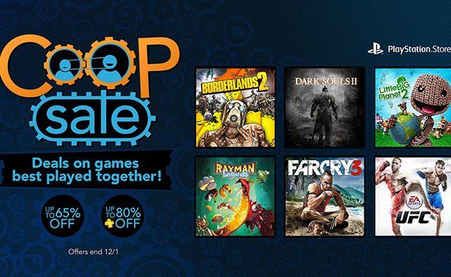 Promoção na PS Store! Ganhe descontos de até 80%