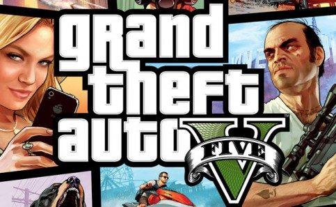 Grand Theft Auto V disponível no PS4