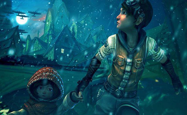 Silence: The Whispered World 2 Chega em Breve ao PS4