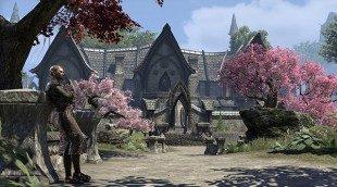 The Elder Scrolls Online: Tamriel Unlimited Lançamento em Junho