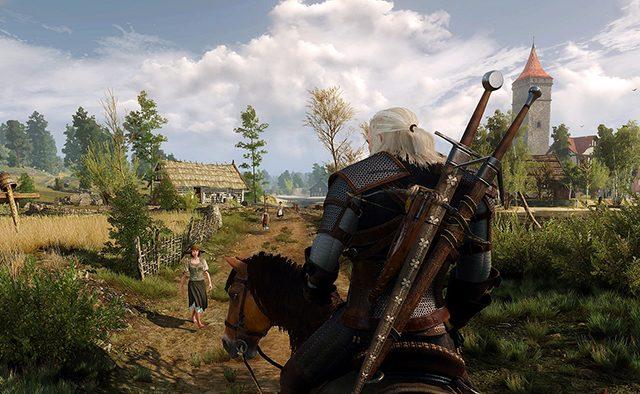 Hands-on de The Witcher 3: Wild Hunt no PS4