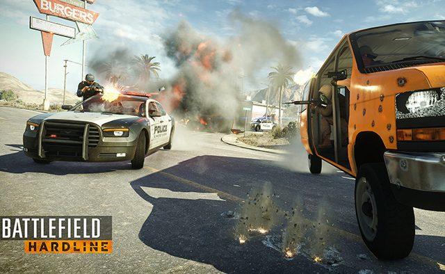 Battlefield Hardline Beta do Multiplayer disponível no PS4 e PS3