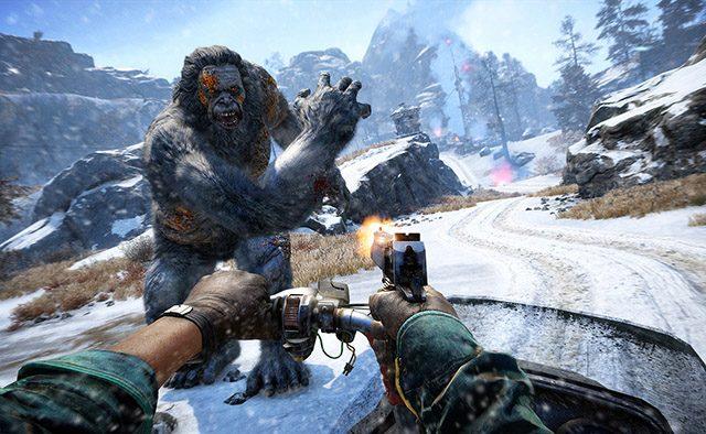 Far Cry 4: Valley of the Yetis lança dia 10 de Março