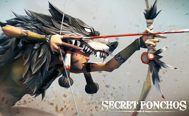 Secret Ponchos Ganha Novos Personagens e Mapas Grátis dia 17 de Fevereiro