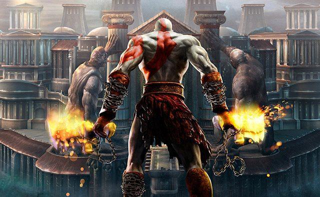Veja God of War Done Quick ao vivo, dia 20 de Março