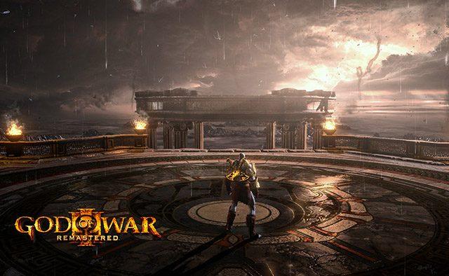 God of War III Remastered PS4 lança em 14 de julho
