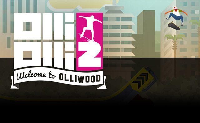 OlliOlli no PS4 e Vita: Lançamento dia 3 de Março, Grátis na PS Plus