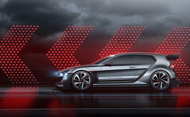 A Atualização do Gran Turismo 6 Traz um Novo Carro Vision GT da Volkswagen