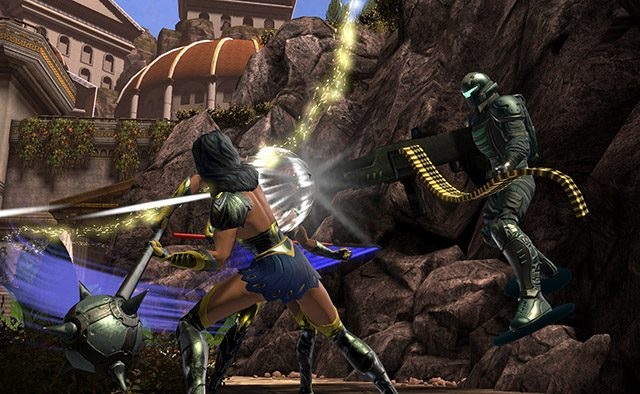 DC Universe Online: Novo Poder Munições Disponível Hoje no PS4 e PS3